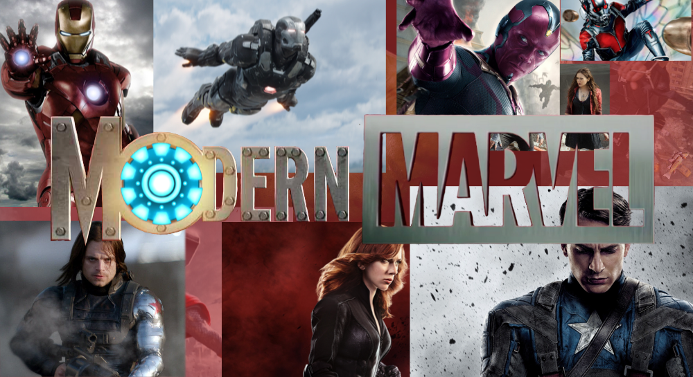 Episode 13: Captain America: Civil War