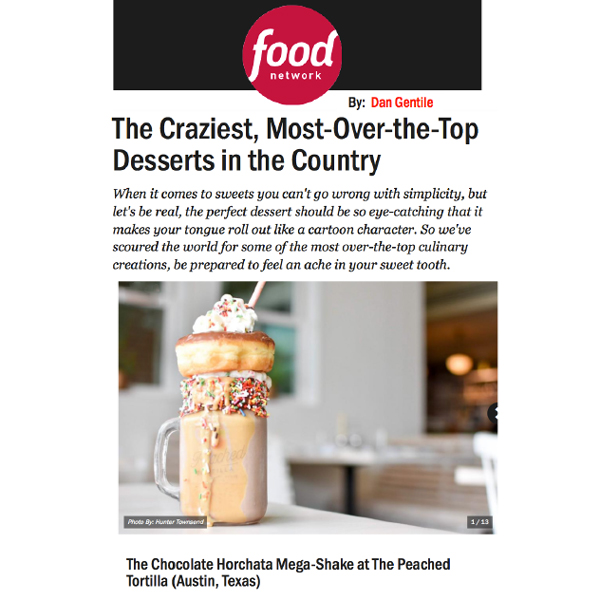 food network 8/2018