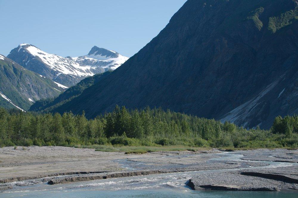 May 6 - May 13 - Sitka to Juneau