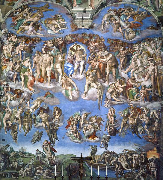 https://commons.wikimedia.org/wiki/File:Last_Judgement_(Michelangelo).jpg