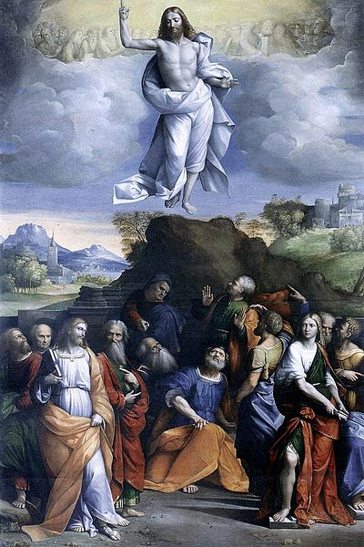 https://commons.wikimedia.org/wiki/File:Benvenuto_Tisi_da_Garofalo_-_Ascension_of_Christ_-_WGA08474.jpg