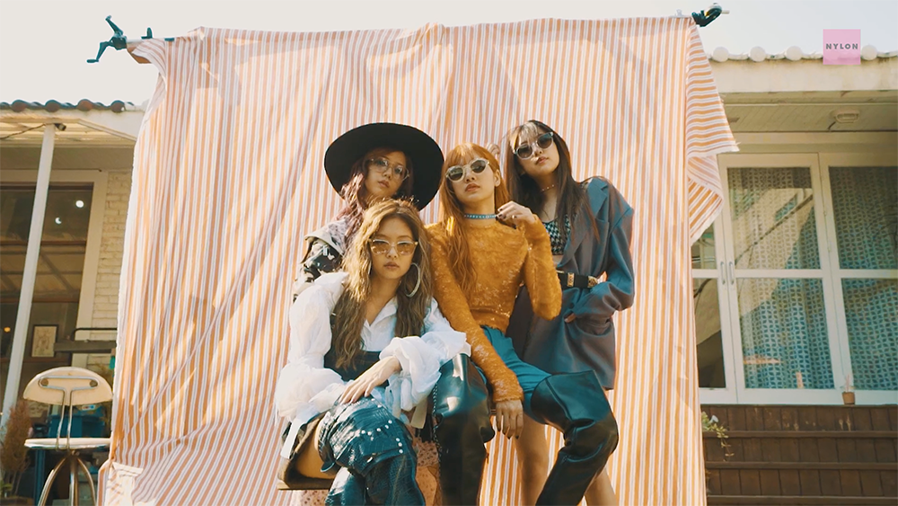 Nylon Japan - J'ADORE BLACKPINK