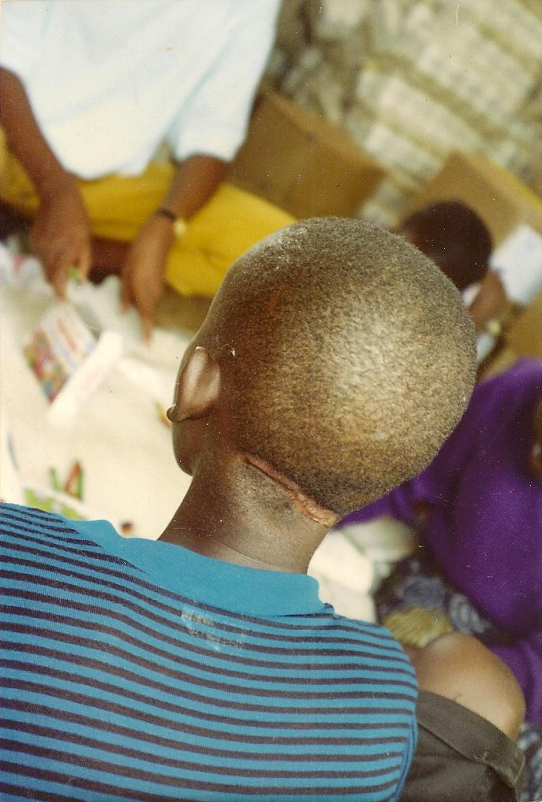 Attempted beheading - Rwanda