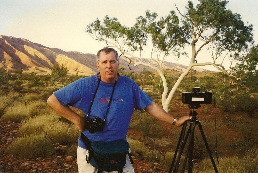 Ken Duncan Central Australia