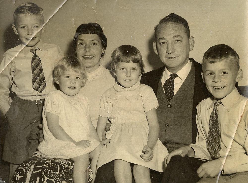 Vivien's Family