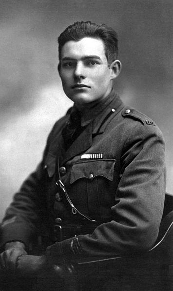 Ernest Hemingway to Marlene Dietrich -