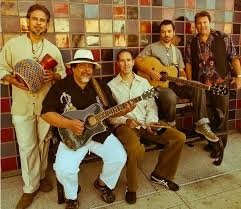 LIVE MUSIC WITH ZANZIBAR - AFRO FUNK AFRO CUBAN LATIN MUSIC
