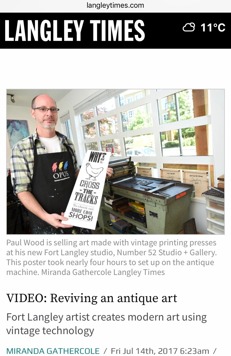 Langley_Times_letterpress_story