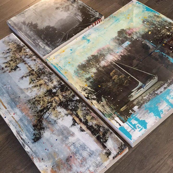 new paintings Nov 2017