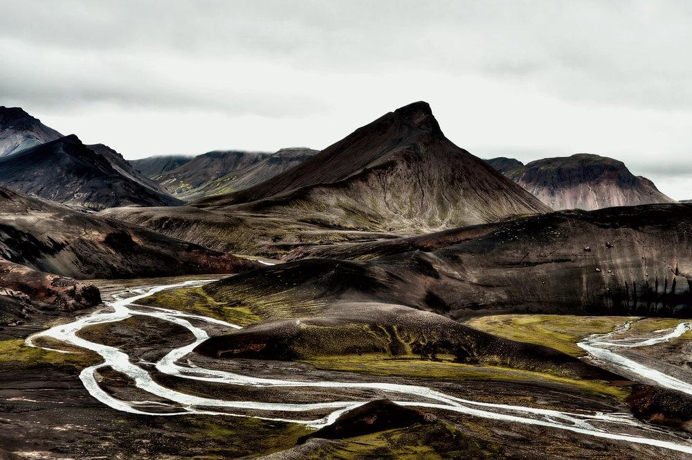 landman-nalaugar, iceland -