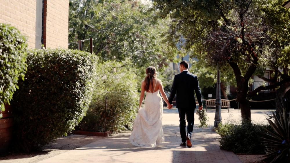 Kenzie & Josh - Beautiful Heritage Square wedding video in downtown Phoenix