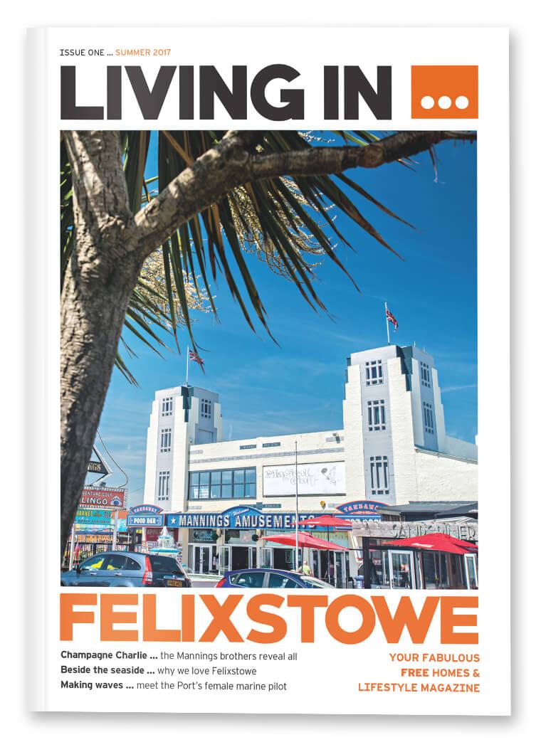Felixstowe Issue 1