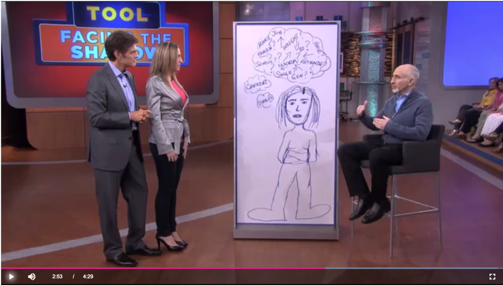 Dr. Oz: Get Out of a Rut, Pt. 2  5/22/12