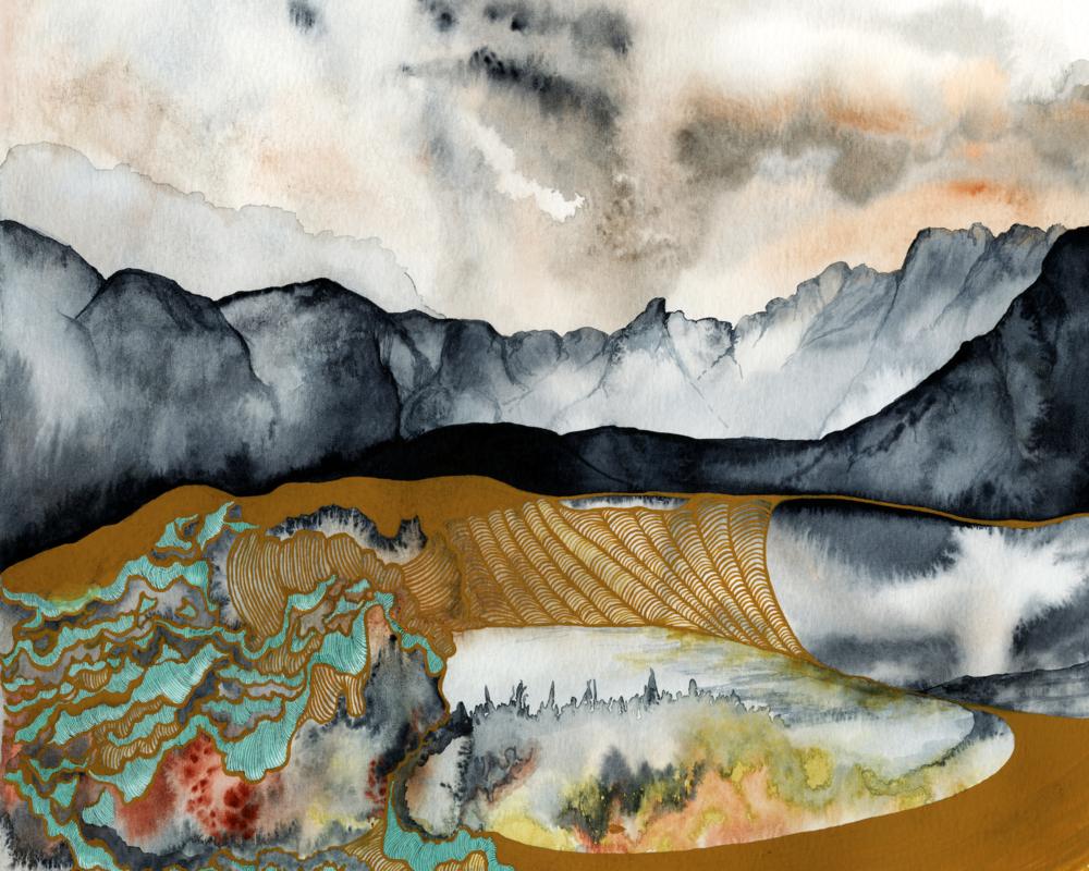 Cascades -