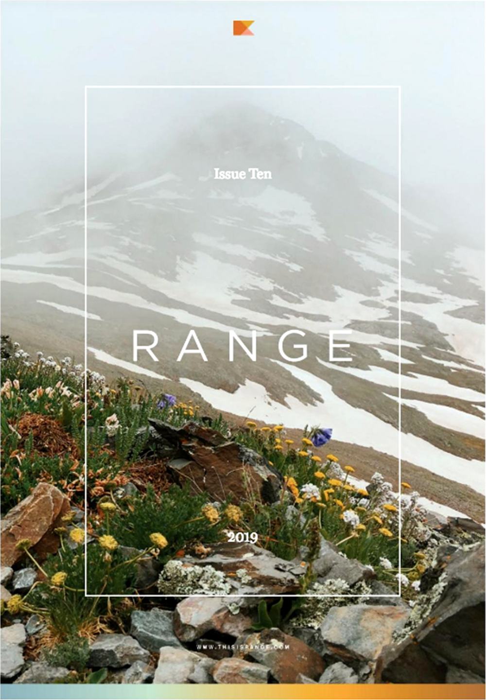 Range Magazine Issue 10 cover