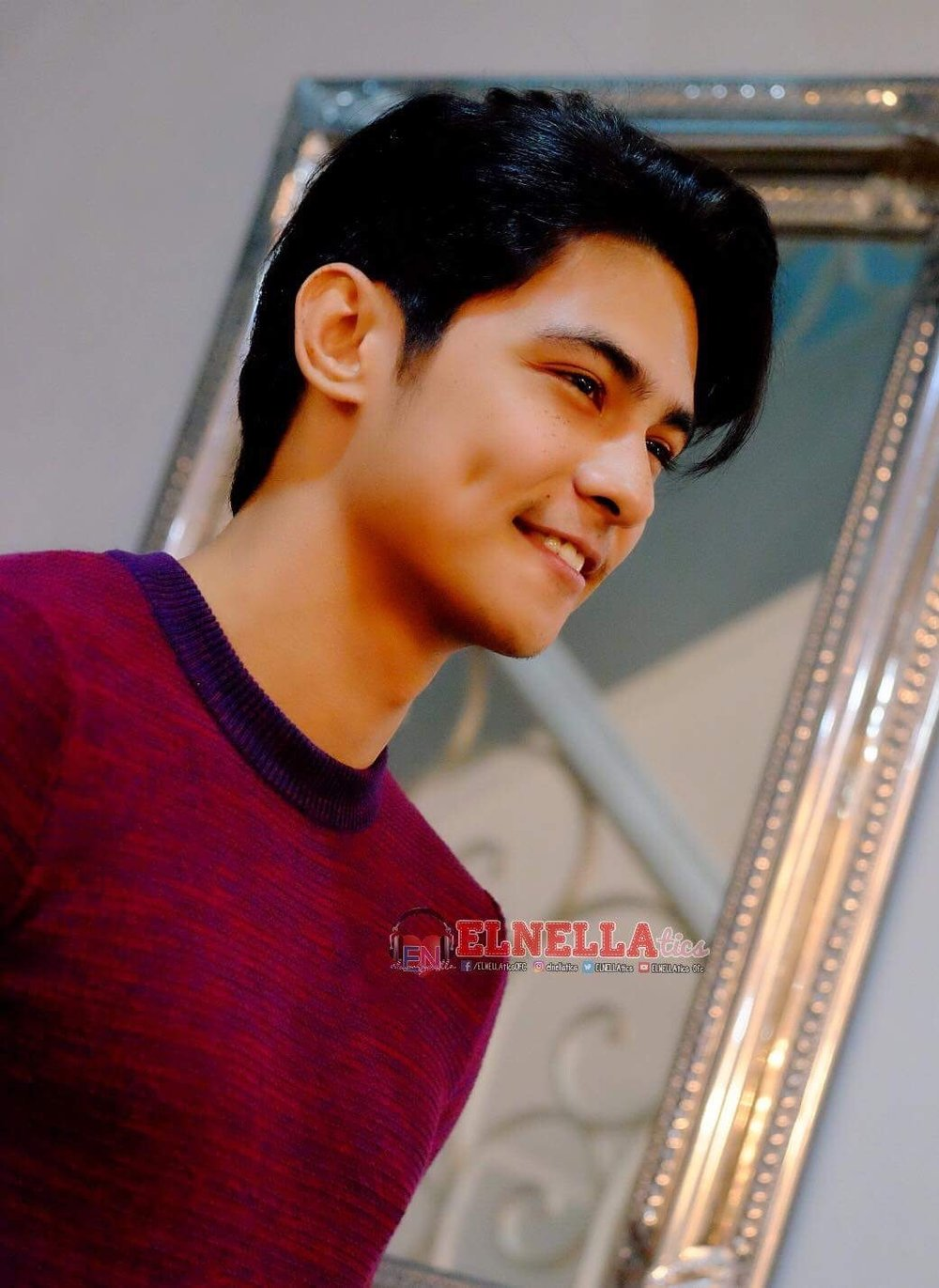 Rising star Kiko Estrada as Ethan