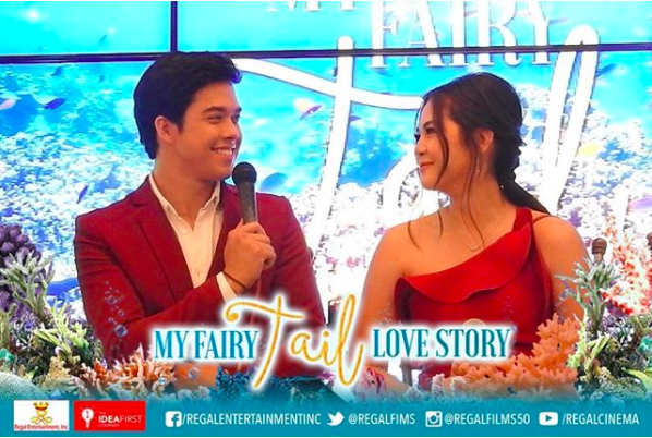 """I can't deny it. There's love. When I look at Janella there's love."" (GAAAAH MAY ELNELLA HEART)"