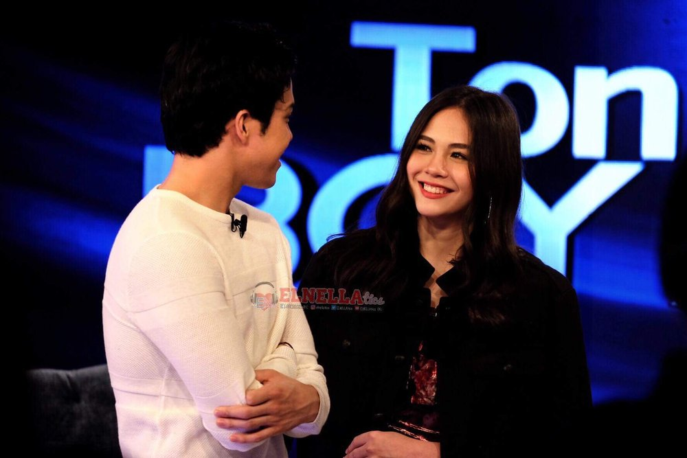 Janella's chuckle can be heard as she asks Elmo, 'Really?' seeming to be touched by Elmo's answer.
