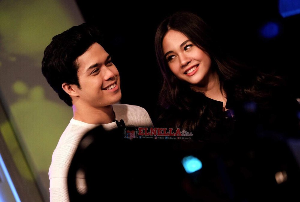 'Hi, Papa. This is my one and only, Janella.'