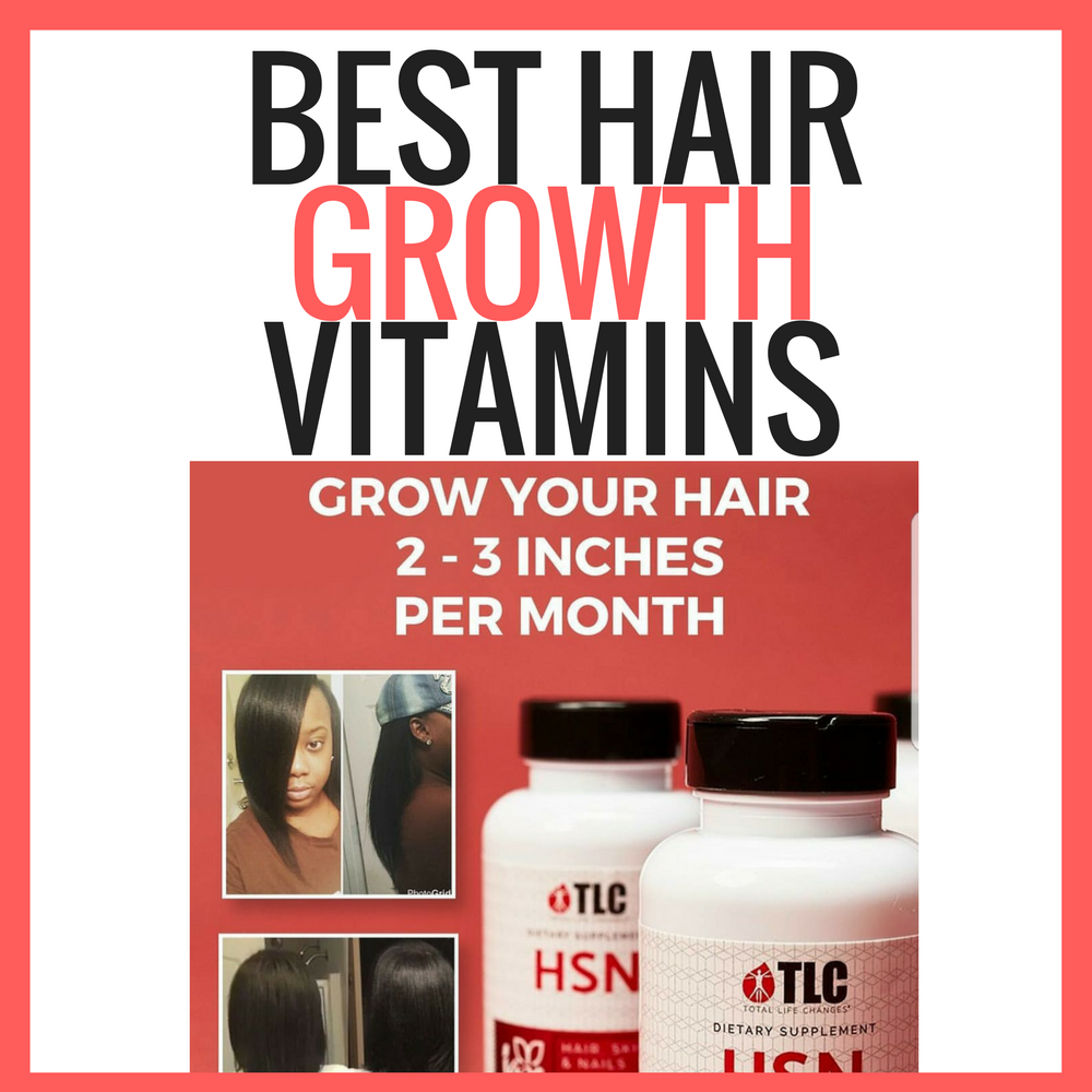 Wow! I love these hair vitamins, they are the best to grow African-American and Black hair!