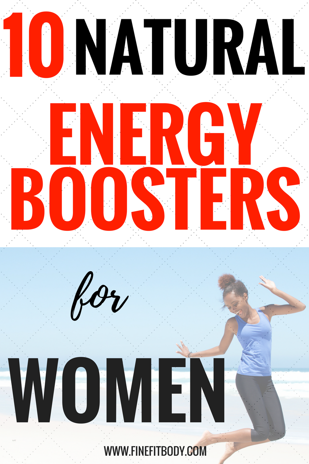 I love all of these natural energy boosters! These natural energy tips are great for me to get through my day! #10 is my the best natural energy pill for women.