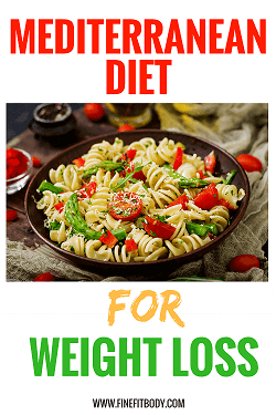 Wow, I love these tips to lose weight with the Mediterranean Diet! I can't wait to lose 5 pounds in a week.