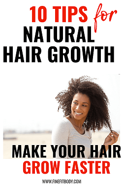Wow, I love these tips to make your hair grow faster! These healthy hair tips are just what I need to grow my natural hair!