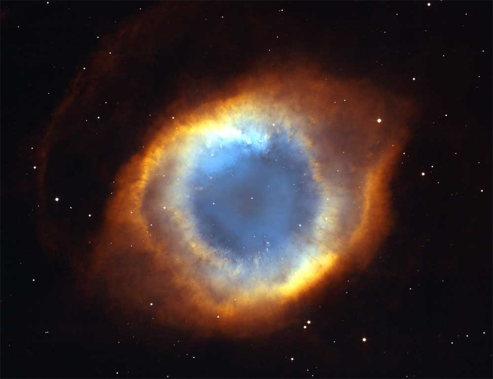 'Eye of God'