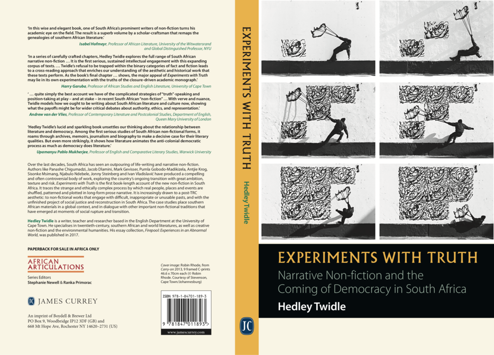 Experiments_paperback cover