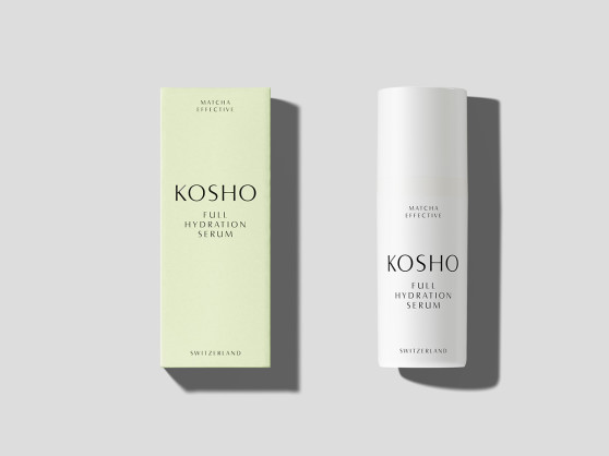 Matcha based Full Hydration Serum 129 € – Kosho Cosmetics