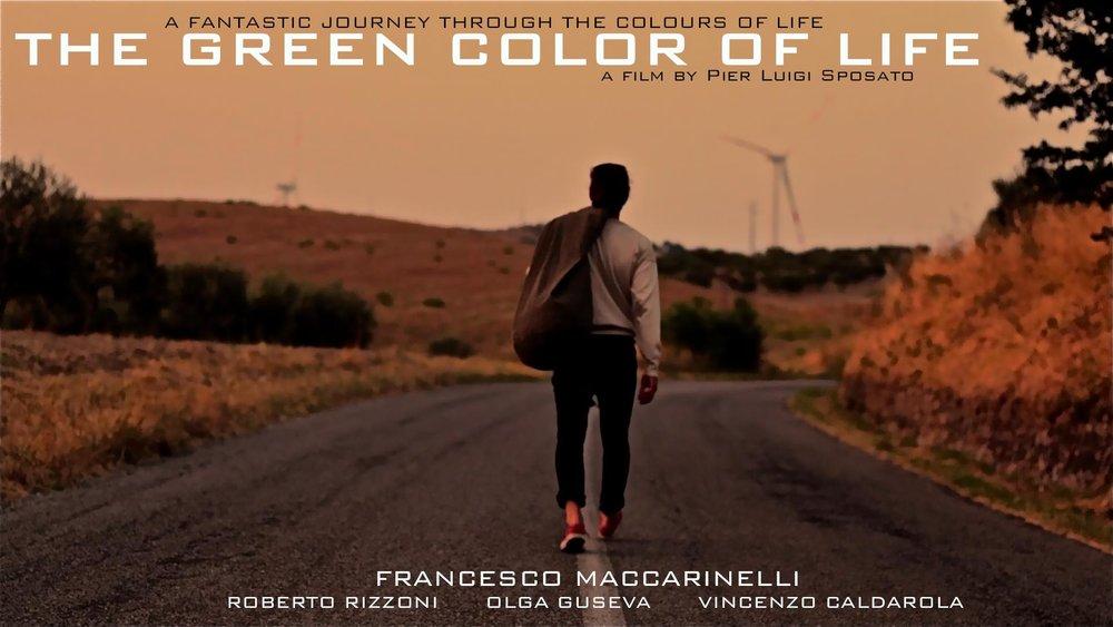 Il colore verde della vita
