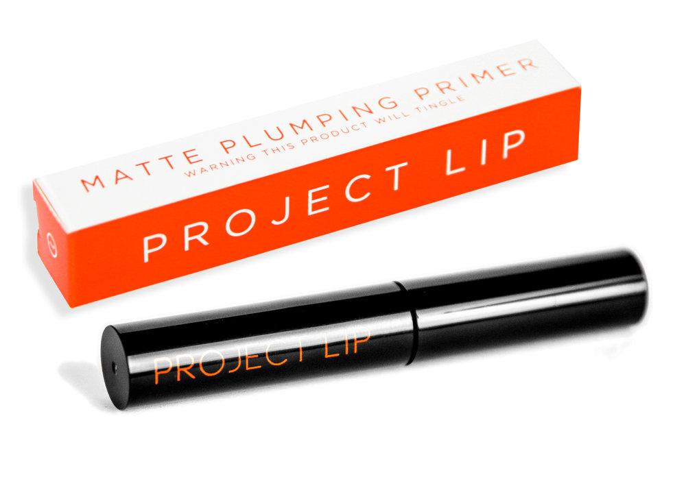Project Lip Matte Lip Plumping Primer