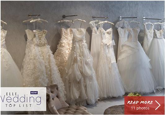 Elle.com | Top Bridal Boutique in Hong Kong