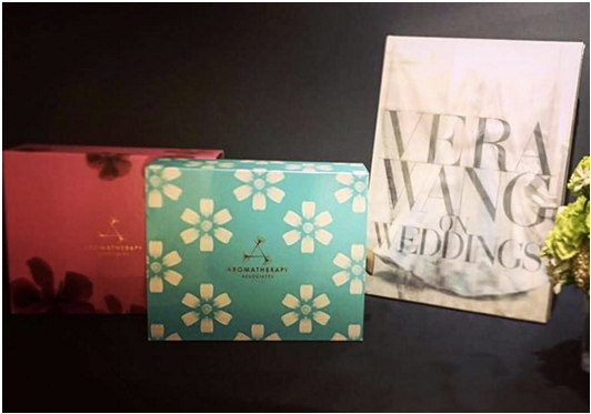 Popbee.com | Aromatherapy Associates  collaborates with Vera Wang