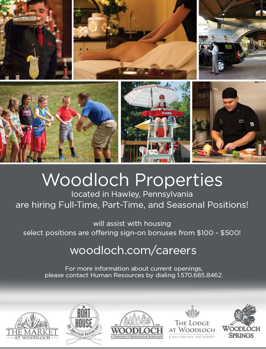 Woodloch Properties flyer