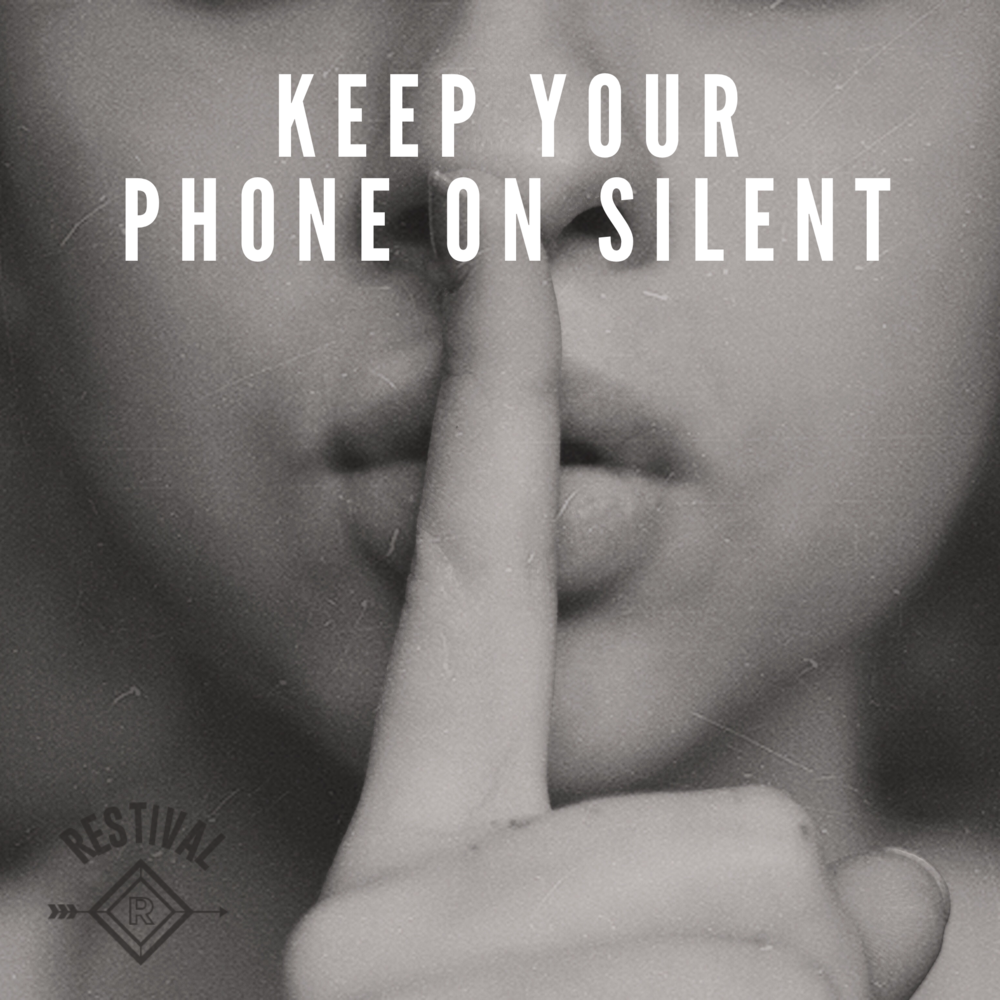 Keep your phone on silent all day long. Notice how you respond to the sound of other's phones. Deprogram yourself from the need to acknowledge your phone's notifications immediately.