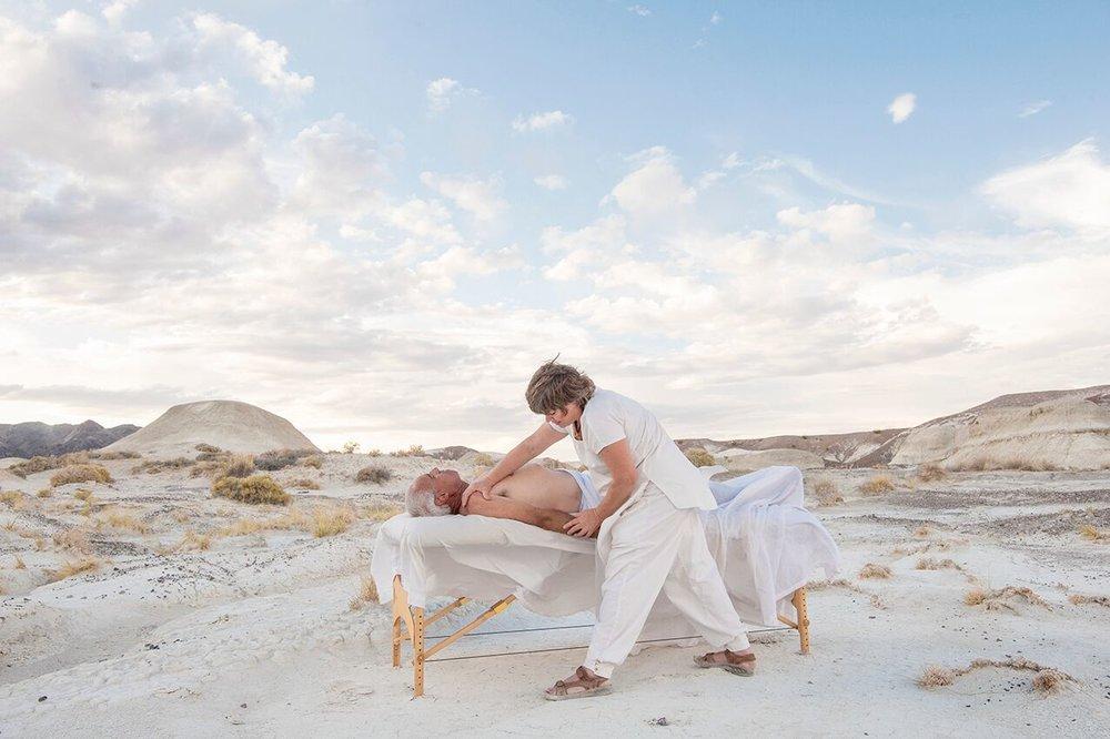 Desert Massage