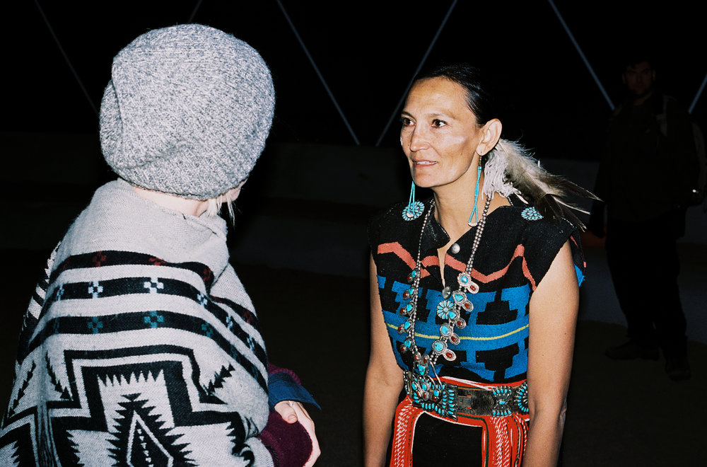 Jeneda Benally - Traditional Diné Bone Setting and Musculoskeletal bodywork has been a traditional healing modality used by the Diné (Navajo) since the beginning of time. Jeneda Benally uses traditional Diné bodywork to focus on specific ailments in each session and is integral for physical, mental and spiritual restoration.
