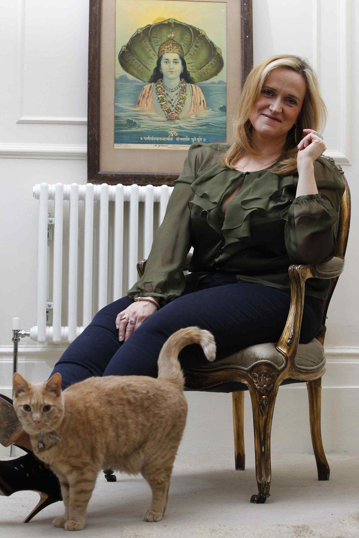 Restival Founder, Caroline Jones - A lass from Manchester who cut her teeth on the trading floor at Merrill Lynch in Manhattan, Caroline