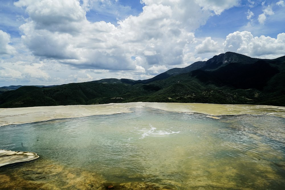 HIERVE EL AGUA - A GEOLOGICAL PHENOMENON