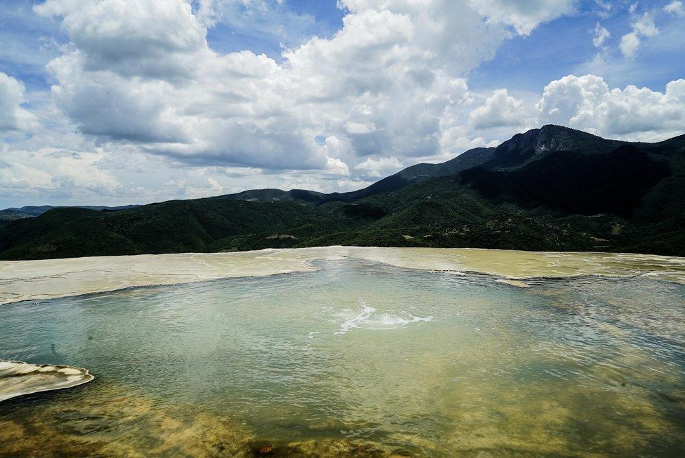 HIERVE EL AGUA - A GEOLOGICAL PHENOMENON