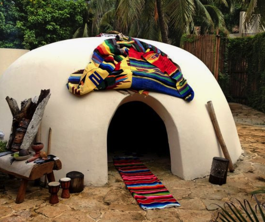 PURIFY - HEAL THE BODY & CLEANSE THE MIND WITH A ZAPOTEC SWEAT LODGE
