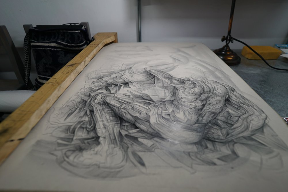 INTENTIONAL ART INSTALLATIONS - MEET OAXACA'S AMAZING ARTISTS & GET INSPIRED IN OUR STUDIO