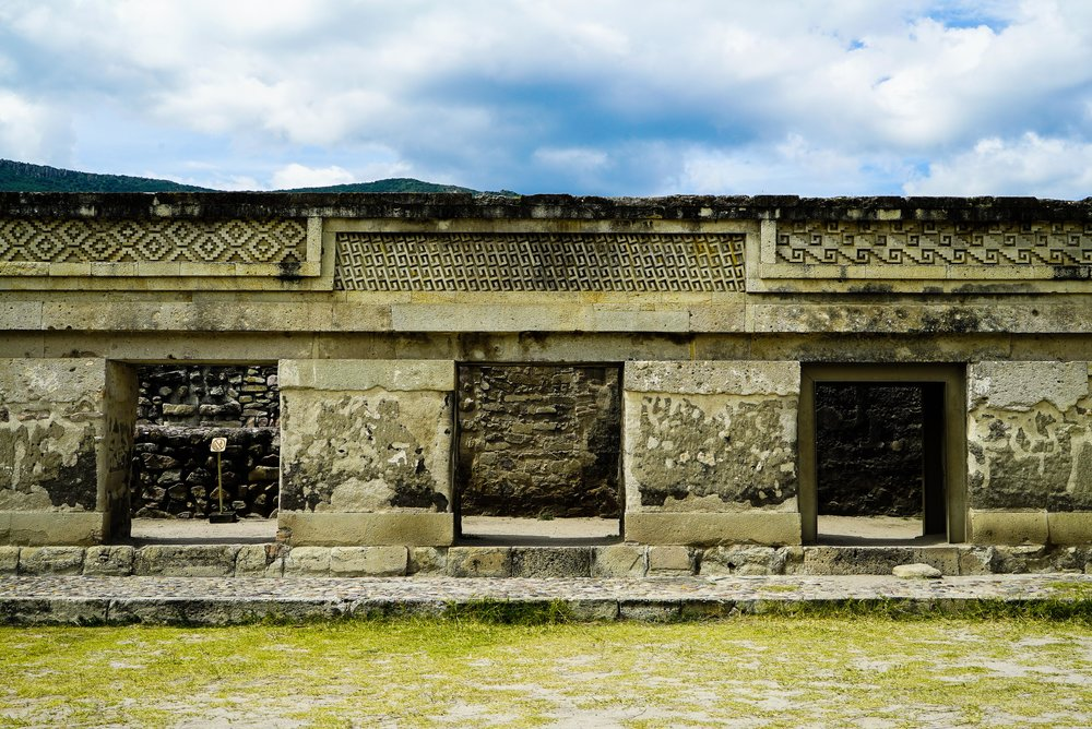 HIDDEN TEMPLES - LEARN ABOUT ZAPOTEC LIFE 2,500 YEARS AGO WITH OUR HISTORIAN