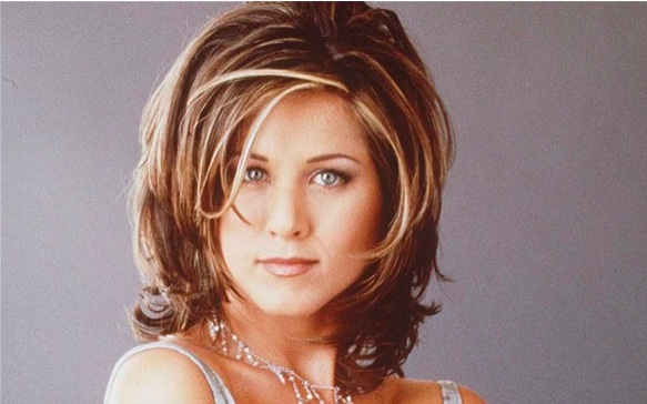 Honey, no haircut is going to make you look like Jennifer Aniston, but nice try.