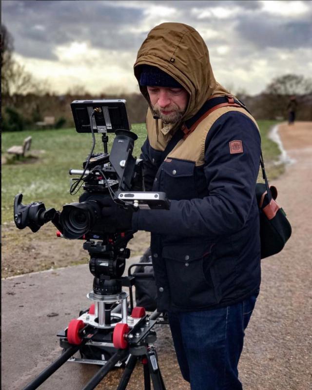 Craig Murdoch - Camera Operator