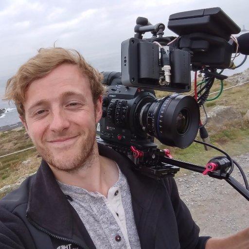 Simon Waldock - Camera Operator / Camera Assistant