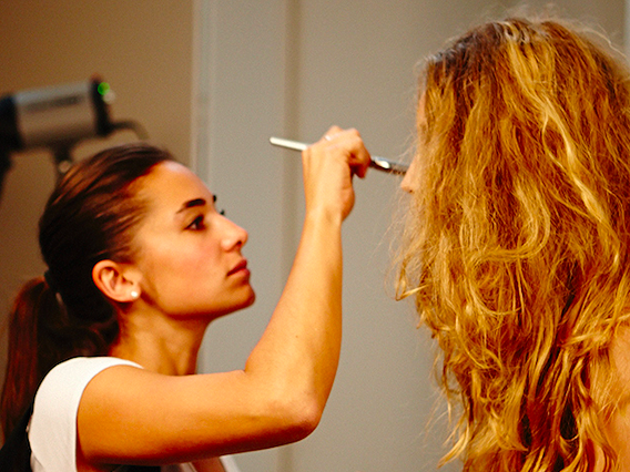 Kate O'Shea - Make-up Artist