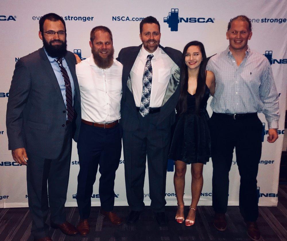 NSCA 2018