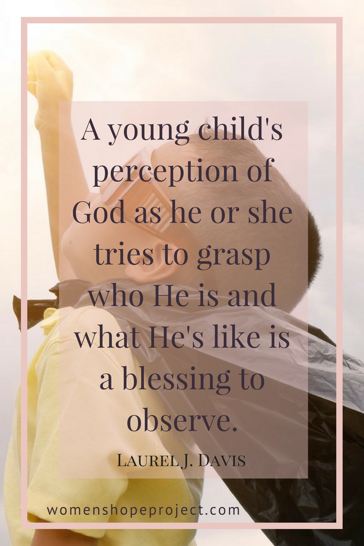 Faithfulness | Seeing Through Child-like Eyes